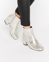 Asos RANORA Loafer Ankle Boots