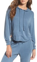Free People Women's Fp Movement Back Into It Cutout Hoodie