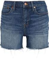Madewell Distressed Denim Shorts