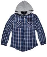 GUESS Plaid Shirt (6-16y)