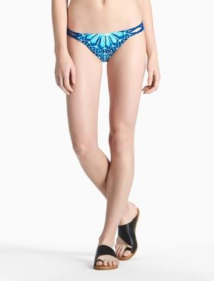 Lucky Brand Batik Chic Reversible Hipster Bottom