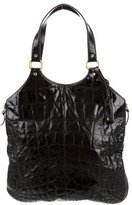 Saint Laurent Quilted Tribute Tote