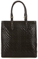 Cole Haan Genevieve North/South Woven Tote