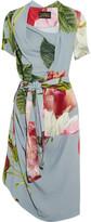Vivienne Westwood Daisy floral-print crepe dress