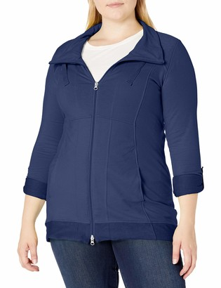 Neon Buddha Women's Plus Size Ameena Jacket