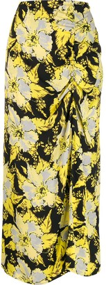 Colville Floral Maxi Skirt