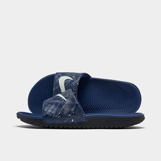 Nike Girls' Big Kids' Kawa SE Gow Slide Sandals