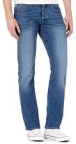 Voi Blue Mid Wash Slim Fit Jeans