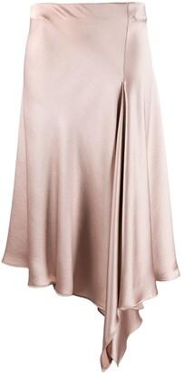 P.A.R.O.S.H. Privat asymmetric skirt