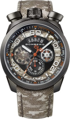 Bomberg Chronograph Quartz BS45.018