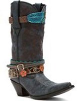"Durango Women's 12"" Crush Accessorize Western Boot"