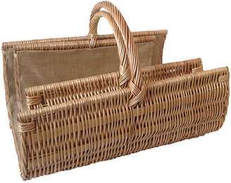 A By Amara A by Amara - Scoop Open End Log Basket - Set of 2