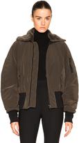 Dion Lee Flight Bomber Jacket