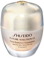 Shiseido Future Solution LX Total Radiance Foundation SPF 20, 30 mL
