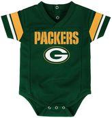 Infant Green Bay Packers Jersey Bodysuit