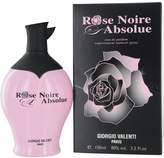 Giorgio Valenti Rose Noire Absolue Eau De Parfum Spray for Women, 3.3-Ounce