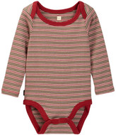 Tea Collection Maiten Striped Bodysuit (Baby Boys)