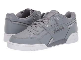 Reebok Workout Plus MU (Cold Grey/Alloy/Shadow) Men's Classic Shoes