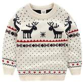 Amao Children's Fireplace Lovely ugly Sweater pullover jumper For Christmas Best Gift (T, )
