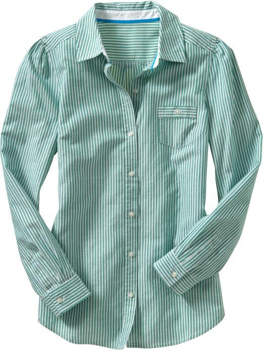 Old Navy Women's Oxford Shirts