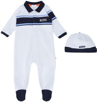 Boss Kidswear Long-Sleeved Logo Body