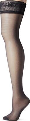 Dim Hosiery Women's Diam's Stay up Stockings