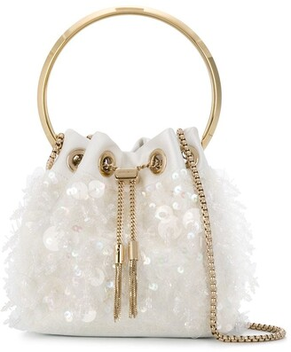 Jimmy Choo Bon Bon dumpling bag