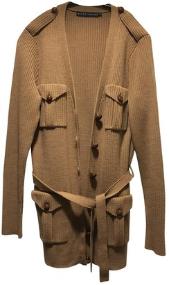 Ralph Lauren Beige Wool Knitwear for Women