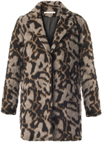 Veronica Beard Camille Cocoon Short Coat