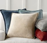 Pottery Barn Chenille Jacquard Pillow Cover