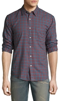 Faherty Ventura Plaid Sportshirt