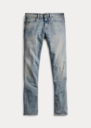 Ralph Lauren Faded Stretch Skinny Jean