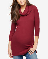 A Pea in the Pod Maternity Cowl-Neck Top