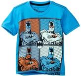 Dx-Xtreme Glown In The Dark Batman Short Sleeve Tee (Little Boys)