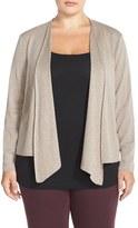 Nic+Zoe Plus Size Women's 4-Way Convertible Cardigan