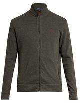Polo Ralph Lauren Zip-through Cotton Sweatshirt