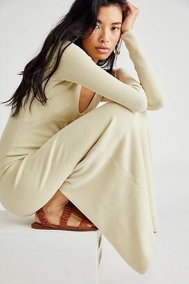 FP Beach Trixie Sweater Maxi