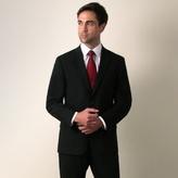 J By Jasper Conran Black Semi-plain Tailored Fit 2 Button Jacket