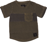 St Goliath Tots Boys Henry Tee Natural