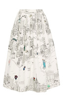 Mira Mikati NY Colourbook Skirt
