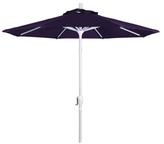 California Umbrella 7.5' Aluminum Push Tilt Market Umbrella