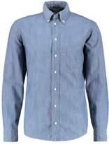 Eton Slim Fit Shirt Blue Denim