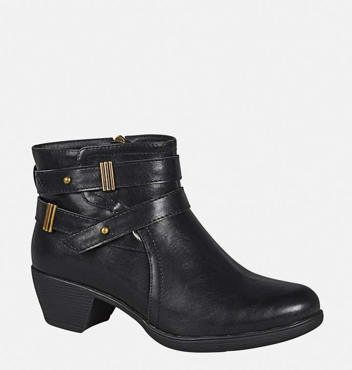 Avenue Macey Wraparound Ankle Boot