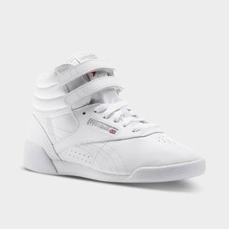 Reebok Little Kids' Freestyle Hi Casual Shoes