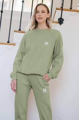 Ragdoll LA OVERSIZED SWEATSHIRT Light Green