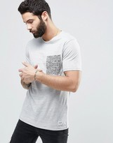 ONLY & SONS T-Shirt with Printed Pocket