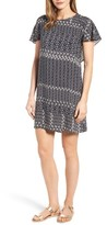 Velvet by Graham & Spencer Women's Corsica Print Shift Dress