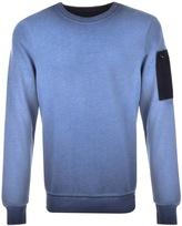 G Star Raw Powel Sweatshirt Blue