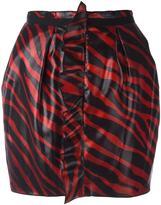 Isabel Marant 'Yelena' skirt - women - Cotton/Polyester - 36