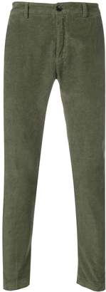 DEPARTMENT 5 corduroy skinny trousers
